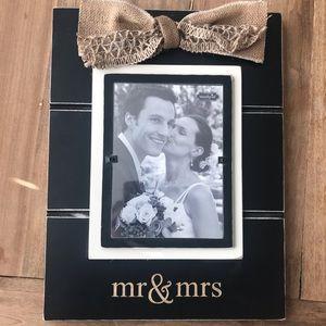 Mud pie wedding Frame